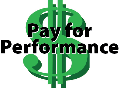 the concept of pay for performance Performance-based pay systems, focusing first on evidence from research, then on findings from practice, and again ending with overall findings and conclusions.